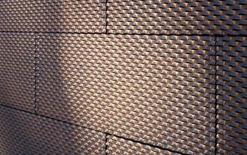 Expanded Metal Mesh : Copper expanded mesh ce fls china manufacturer
