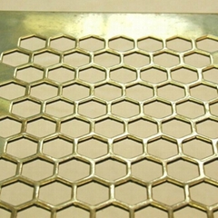 Diamond Perforate metals