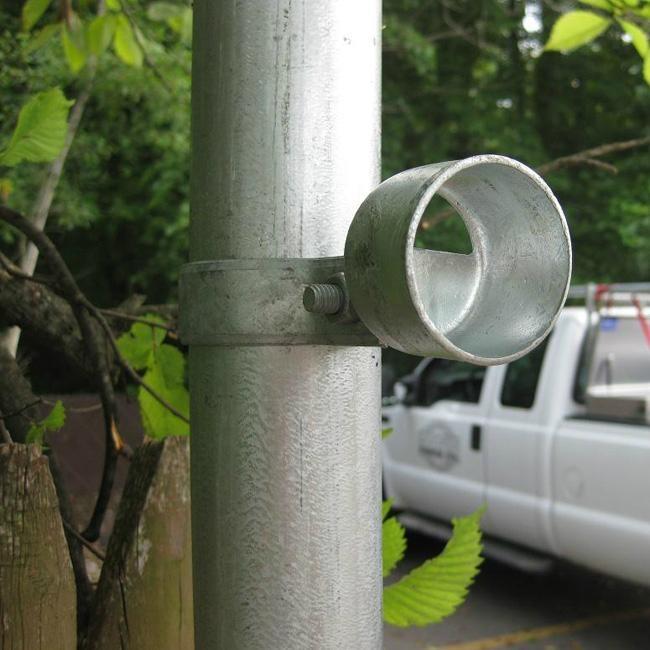 体育围网、勾花网护栏、防护隔离网 2
