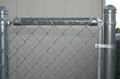 Chain Link Fence System