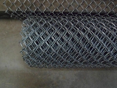 Galvanized Chain Link Fe