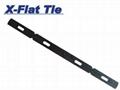 X Flat Tie