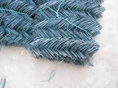 PVC勾花網