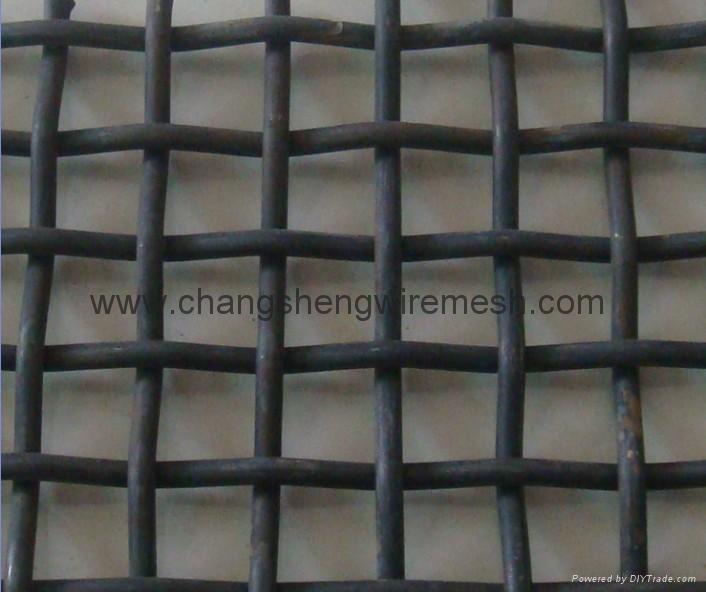 高碳钢丝网 1