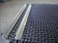 不锈钢带勾轧花网 3