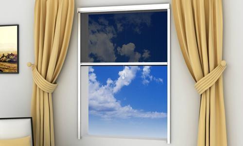Aluminium Window Screen 1