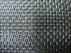 Galvanized Iron Window Screen
