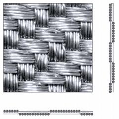 不鏽鋼席型網