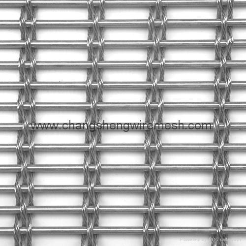 金属合股网 2