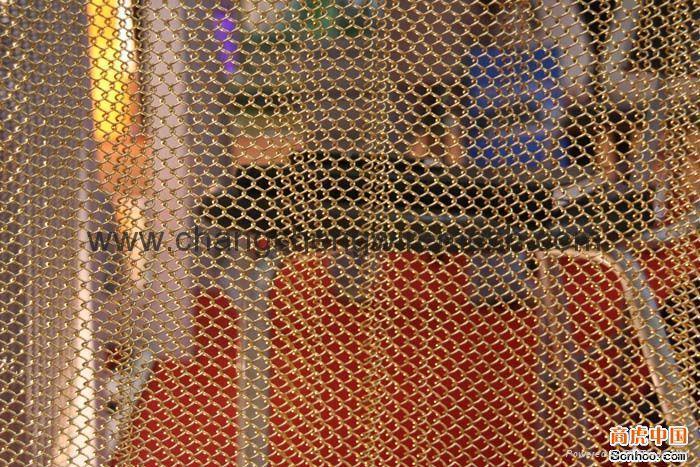 Metal Mesh Curtain 1 Metal Metal Mesh Curtain