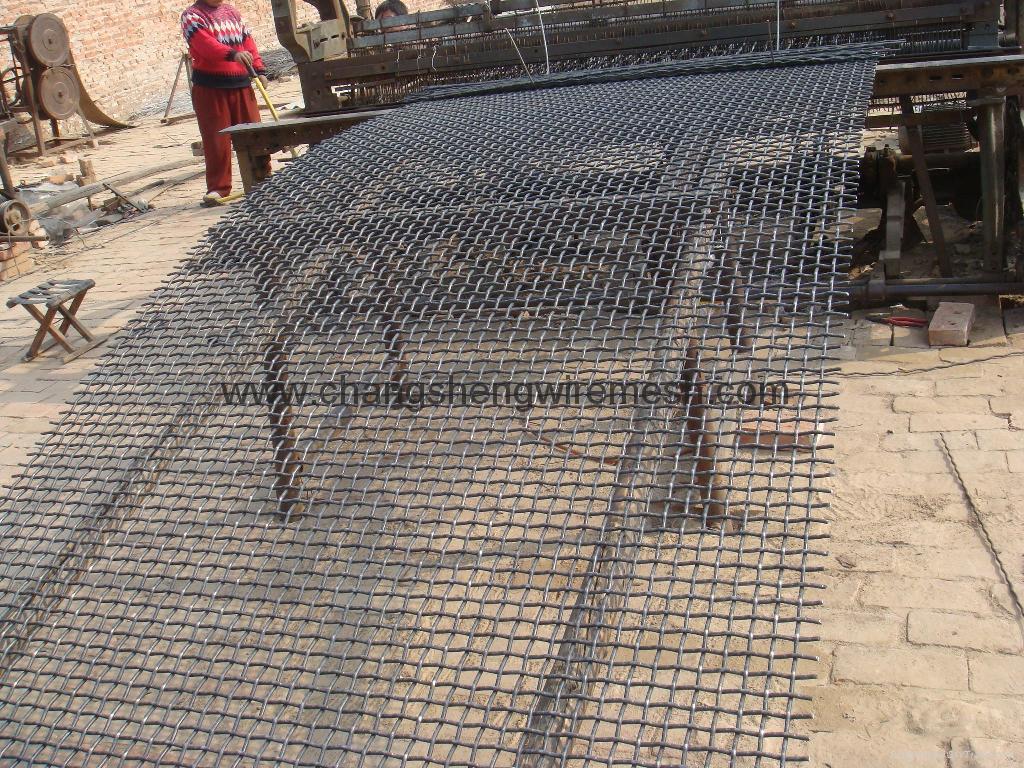 高碳鋼絲網 2