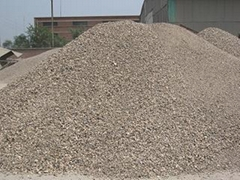 Calcined Bauxite.