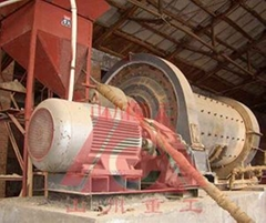 make sand machine