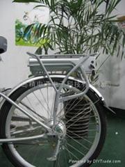 Rack battery 36V10Ah for E-bikes
