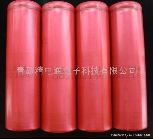 日本 三洋  18650 充电 锂电池 1