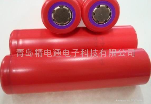 日本 三洋  18650 充电 锂电池 2
