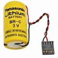 Yaskawa PLC Battery R84 BR-2/3A-1