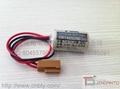 FDK  CR14250SE -JAE Connector Lithium