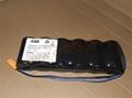 6VTD 70, 4944026-4 ABB Robot Batteries 3HAB9999-2, 3HAB9307-1,7.2V/4Ah