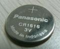 Panasonic C1616 CR1620 CR1632   3V 55mAh