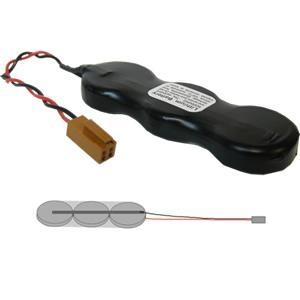 GE发那科CNC专用锂电池IC698ACC701 , 44A747665-001R03 ,3V,3000mAh 1