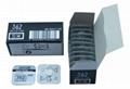 MAXELL SR721SW-362  1.55V  25mAh  Button