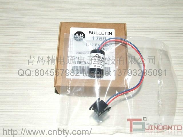 美国AB 1769-BA 3V  PLC锂电池 原包装 1