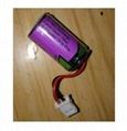 台达 PLC专用电池DVPAB