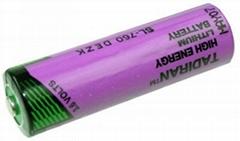 SL-760 TADIRAN 3.6V 鋰電池 AA Size 2200mAh