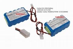 ECG - 300 - g ECG electrocardiogram ECG - 101 - g - 101-12 v battery