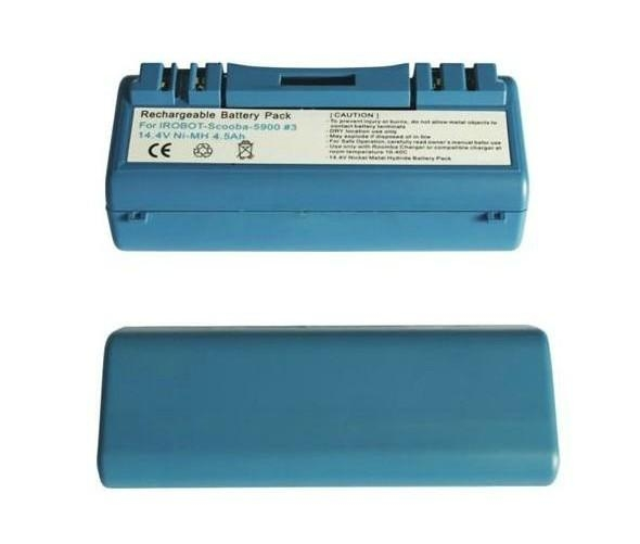 iRobot Scooba 330 340 380 350 5800 5900 vacuum cleaner battery 3