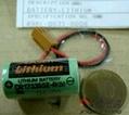 GE Fanuc CNC Battery A02B-0177-K106,CR17335SE-R 3V Lithium Battery