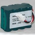 Nihon Kohden NKB-302 NiMH 9.6V 2700mAh