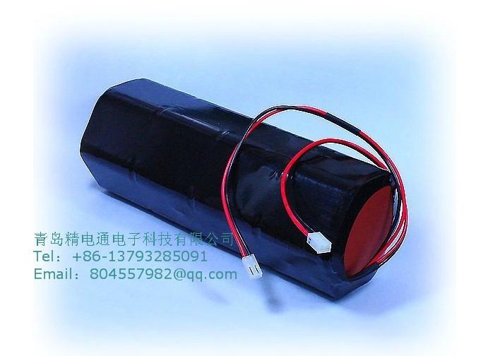 SAFT法国LSH20  锂电池 D型 组合 电池组 1