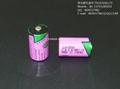 以色列塔迪兰TLH-5902/S 高温电池 Tadiran TLH-5902(1/2AA 3.6V 900mAh) 5