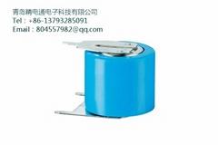 全新三洋 SANYO鋰電池 CR1/3N/3PIM(SLF)腳 3V,160mAh