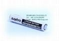 全新三洋 SANYO锂电池 C