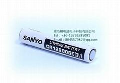 全新三洋 SANYO鋰電池 CR12600SE  3V,1500mAh