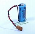 Sanyo lithium batteries CR17450E-R -Jae