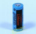 Sanyo lithium batteries CR17450SE-R  4/5A 3V,2200mAh