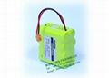 Sanyo 8N-600AAK 9.6V 600mAh Cadnica Injection pump battery