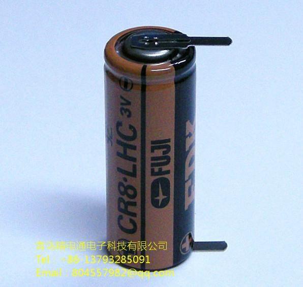 Fuji Fdk Lithium Battery Cr8 Lhc 2pin 4 5a 3v 3000mah