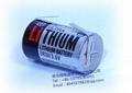 TOSHIBA 1/2 AA  Lithium Battery ER3V/3.6V  1000mAh  ER3V ER3V -2T