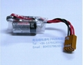 TOSHIBA 1/2 AA  Lithium Battery ER3V