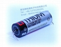 TOSHIBA  Lithium Battery ER17500V / ER17500VP 3.6V 2700mAh  2PIN