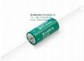 Germany Valta 6237501301 CR 2/3 AA  CD  3V 1350mAh  Lithium Battery