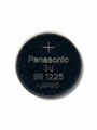 Panasonic Battery BR1225 3V 48 mAh Wide Temperature Battery