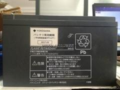 12V 7.2Ah 横河YOKOGAWA DCS电池