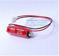 Mitsubishi PLC Batter FX2N-48MT  (MAXELL ER6C) PLC Lithium Battery
