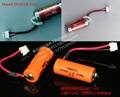 Mitsubishi PLC Battery FX2NC-32BL 3.6V  (ER10/28 ) PLC Lithium Battery